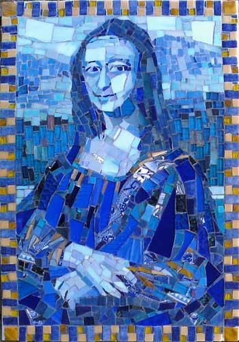 Mosaic Commissions Fine Art Mosaics Big Bang Mosaics