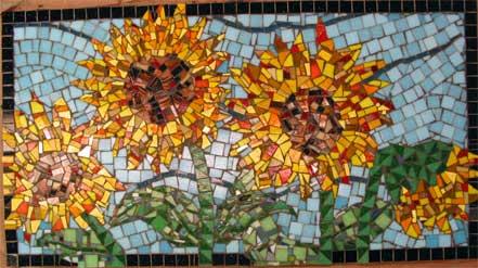 Big Bang Mosaics Student Work